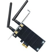 New Tp-link Archer T6e Ac1300 Wireless Dual Band Pci Express Adapter Wi-fi