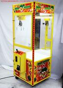 Toy Soldier 31 Skill Crane Claw Machine With Ledand039s / Validator And Coin Slot