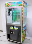 Toy Party 31 Skill Crane Claw Machine With Ledand039s / Validator And Coin Slot