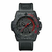 Luminox Xs.3581.ey Men's Watch Navy Seal Chronograph 1 25/32in Military 20atm