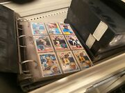 Baseball Cards Mostly Topps Other Makers Complete Sets Wax Packs Blister Packs