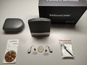 2 Resound Linx² 761 Ric Mfi Made For Iphone App Control Wireless+tv Transmitter