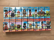 Dragon Ball Kai World Collectible Wcf Figure Vol.1, 2 All 8 Types New