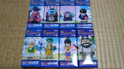 Dragon Ball Z World Collectible Wcf Figure Vol.2 Complete 8 Pieces Set New