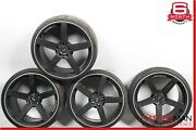 Mercedes S550 Cl550 Koko Kuture Wheel Tire Rim Set Of 4 Pc Staggered 8.5jx10 R20
