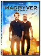 Macgyver Season 2 [used Very Good Dvd] Boxed Set, Dolby, Widescreen, Ac-3/dol