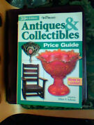 Warmans Antiques And Collectibles Price Guide By Ellen T. Schroy 2005, Trade...