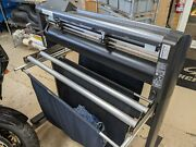 Used Graphtec Fc8600-60 24 Wide Vinyl Cutter
