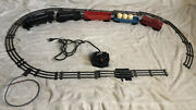 Vintage Lionel Lines Train Set 246 6476 6112 6057 With Transformer And Track