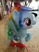 My Little Pony Singing Rainbow Dash Toy Doll Used In Japan 88