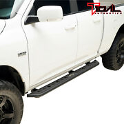 Tidal Rock Sliders Running Boards Fit 2009-2018 Dodge Ram 1500 Quad Cab