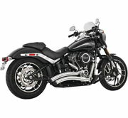 New Freedom Perf. Sharp Curve Radius Crossover With Star Tips For V-twin Hd01178