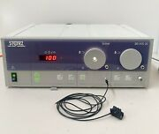 Karl Storz Pulsar Cold Light Source 201400 20 W/foot Pedal And Microphone