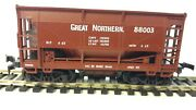 Ahm 5273g Ho Scale Open Ore Car In Great Northern Livery - Gn