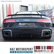 Quicksilver Audi R8 V10 With Gpfs Active Sport Exhaust 2020 On Euro Spec