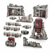 Warhammer Scenery Terrain And Game Board From Command Edition