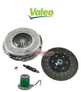 Valeo-fx Racing Clutch Kit Fits 07 - 09 Ford Mustang Shelby Gt500 5.4l 5.8l S/c