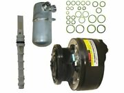 A/c Compressor Kit For 1989-1990 Gmc C2500 S848yb