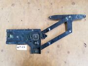 1938 Late Chrysler Dodge Desoto 1939 Plymouth Coupe Coach Window Regulator Front
