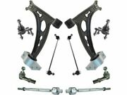 Control Arm Ball Joint Tie Rod End Kit For 2006-2009 Audi A3 Quattro 2007 Y148ms