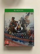 Assassinand039s Creed Iii Remastered Signature Edition 4000 Copies Xbox One Sold Out