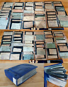 Estate Collection 80+ German Fieldpost Letters And Postcards 1912 - 51 Ww1 Ww2 Wk1