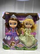 New Sofia The First And Princess Amber Girls Doll Disney Junior