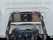 Stainless Steel Suzie Air Bar Renault T- Range With 14 Leds