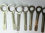 Mido Multifort 7 Watch Case Opening Wrenches For Vintage Mido Watch Repairers