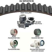 Dayco Wp307k1b Engine Timing Belt Kit With Water Pump