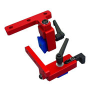 Aluminium Miter Track Stop T-slot T-tracks For 30and45 Wood Table Saw Sled