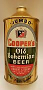 Cooperand039s Old Bohemian Beer Quart Cone Top