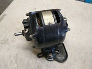 Vintage General Electric Co. 27468 1/3 Hp Motor 1725 Rpm 1/2 Shaft Lathe Drill