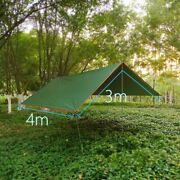 Tent Shade Waterproof Ultralight Polyester Fabric Outdoor Travel Camping Shelter