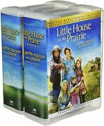 Little House On The Prairie Complete Series Collection Bilingual