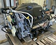 18and039 Ram 5.7l Hemi 395hp Engine Liftout 70k 8 Speed At Transmission Ecm Oem