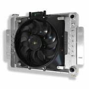 Flex-a-lite 111727 Extruded Core Radiator And Electric Fan New