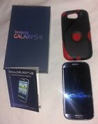 Ex Samsung Galaxy S Iii S3 Cell Phone And Accessories Us Cellular Clean Imei 16gb