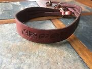Leather Duck Holder Tote Strap Carrier Game Bird Lanyard Hand Made Customized