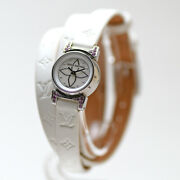 Free Shipping Pre-owned Louis Vuitton Tambour Viju Triple Coiled Limited Q151i0