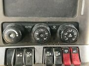 2015 Kenworth T880 Heater And Ac Temp Control 3 Knob 5 Button