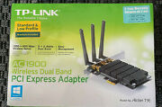 Tp Link Archer T9e Ac1900 Wireless Dual Band Pci Express Adapter Card