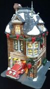 Department 56 Christmas In The City Le Firehouse No 1 Lot Of 13 Houses