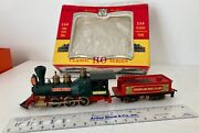 Aristo-craft Ho Scale Die-cast 2-6-0 'thomas Rogers' Steam Engine And Tender 61