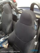 Coverking Spacer Mesh Custom Tailored Seat Covers For Bmw Z3 - Made To Order