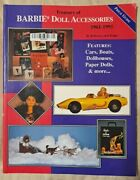Treasury Of Barbie Doll Accessories 1961-1995 Paperback Rupp Price Guide