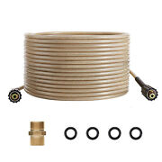 High Pressure Washer Hose With Adapterextension Hose For Most Pressure Washer