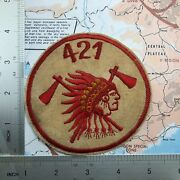 Patch , Rcaf Patch Sqn Royal Canadian Air Force 421 Squadron Starfighter