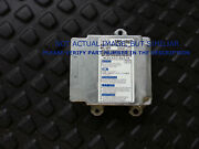 2018 2019 2020 Acura Tlx Airbag Module Srs Computer 77960-tz3-a511-m4 Clear Good