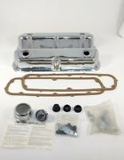 Engine Dress-up For Ford Mr. Gasket Kit 9832 Fits Small Block 289-351w